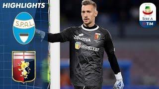 SPAL 1-1 Genoa | Lapadula Strike Cancels Out Felipe Header | Serie A