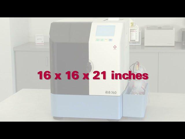 Tosoh AIA-360 Automated Immunoassay Analyzer