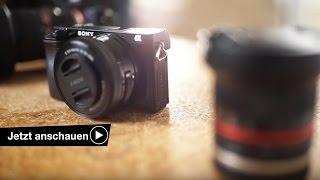 📷 Sony a6000 - Meine Meinung Benjamin Jaworskyj fotografieren lernen