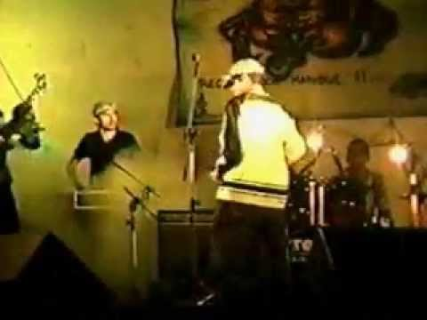 Spider e a Incógnita Rap (proj.Wild Style)-Recife Rock Mangue II - abril de 1999.