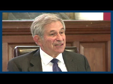 WMD Lies | Paul Wolfowitz | Oxford Union