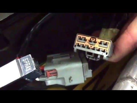 [DIAGRAM_4PO]  P2 Volvo tow bar loom - YouTube | Volvo V40 Towbar Wiring Diagram |  | YouTube
