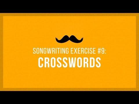 Crosswords | Songwriting Exercises 09