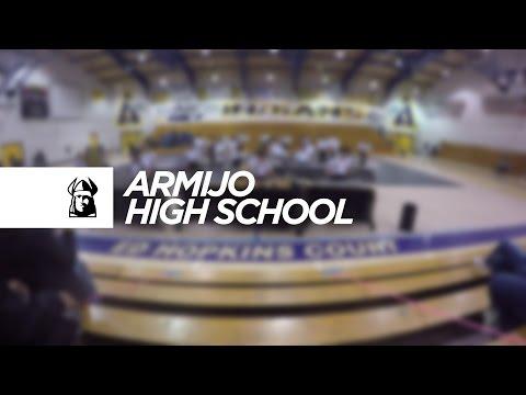 Benicia Middle School Viking Drumline at Armijo High School