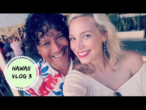 Cocktails, Gucci, goal setting & meeting other YouTubers! Hawaii Vlog#3