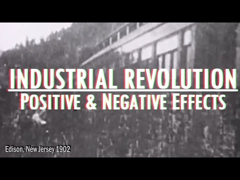 Industrial Revolution: Positive & Negative Effects   ft. Harambe & Testicular Cancer