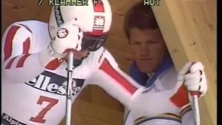 Schladming 1982 SKI WM