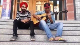 Download Hindi Video Songs - O Mere Dil Ke Chain - Acoustic cover by The Emulsifiers.