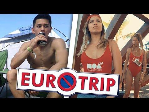 EUROTRIP 2017 AFTERMOVIE - ELECTRIC LOVE FESTIVAL, ZRCÉ BEACH & BUDAPEST