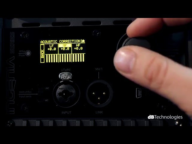dBTechnologies INGENIA IG4T Column Speaker (ENG)