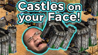 Castles On Your FACE!