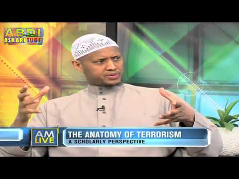 Interview Sheikh Said Rageah on Islam&terrorism| What does Peaceful Islam Say about terrorism?