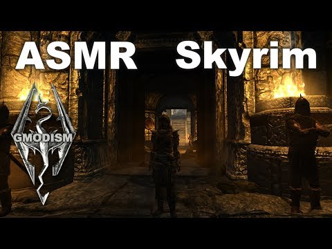 ASMR Skyrim - Reverse Shopping - Khajiit Life Ep.24 Mp3