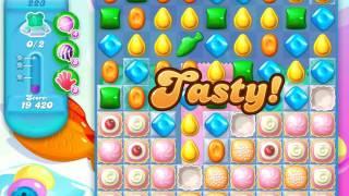 Candy Crush Soda Saga Level 223 (4th version, 3 Stars)