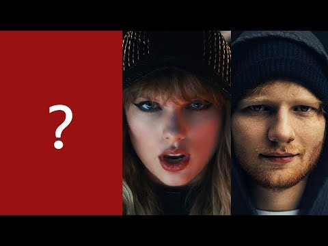 What is the song? Taylor Swift, Ed Sheeran #1