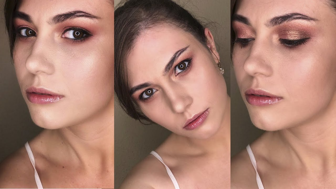 Смотреть 8 уроков макияжа на весну 2019 видео