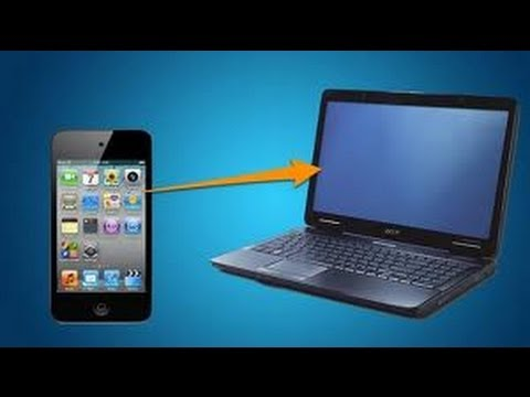 How To Move Music From Your Computer To Your iPhone 3Gs,4,4s,5 & iPads or iPods