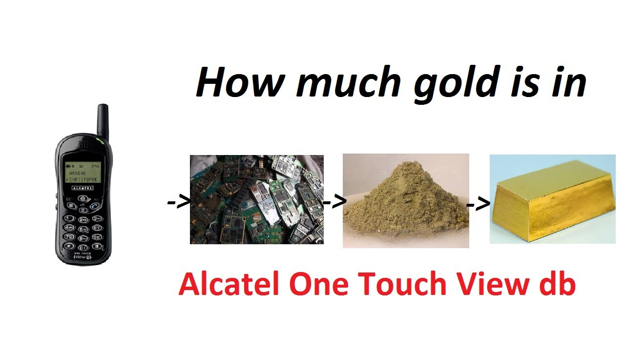 Scraping a Alcatel OT view db in search of gold (HD)