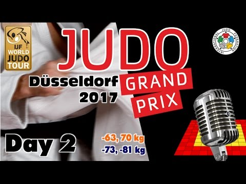 Judo Grand-Prix Düsseldorf 2017: Day 2