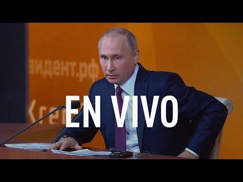 Download Youtube: Gran rueda de prensa anual de Vladímir Putin 2017 (Español)