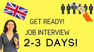 Собеседование на английском - как готовиться? Я бы делала это так...