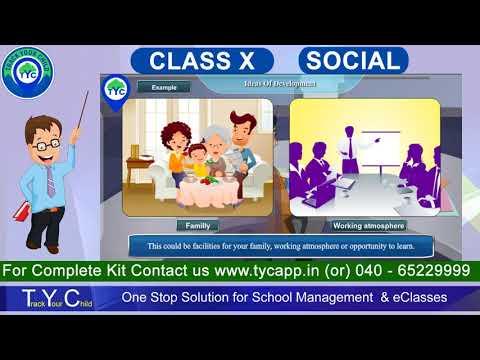 Ideas of Development 10th Class   Social