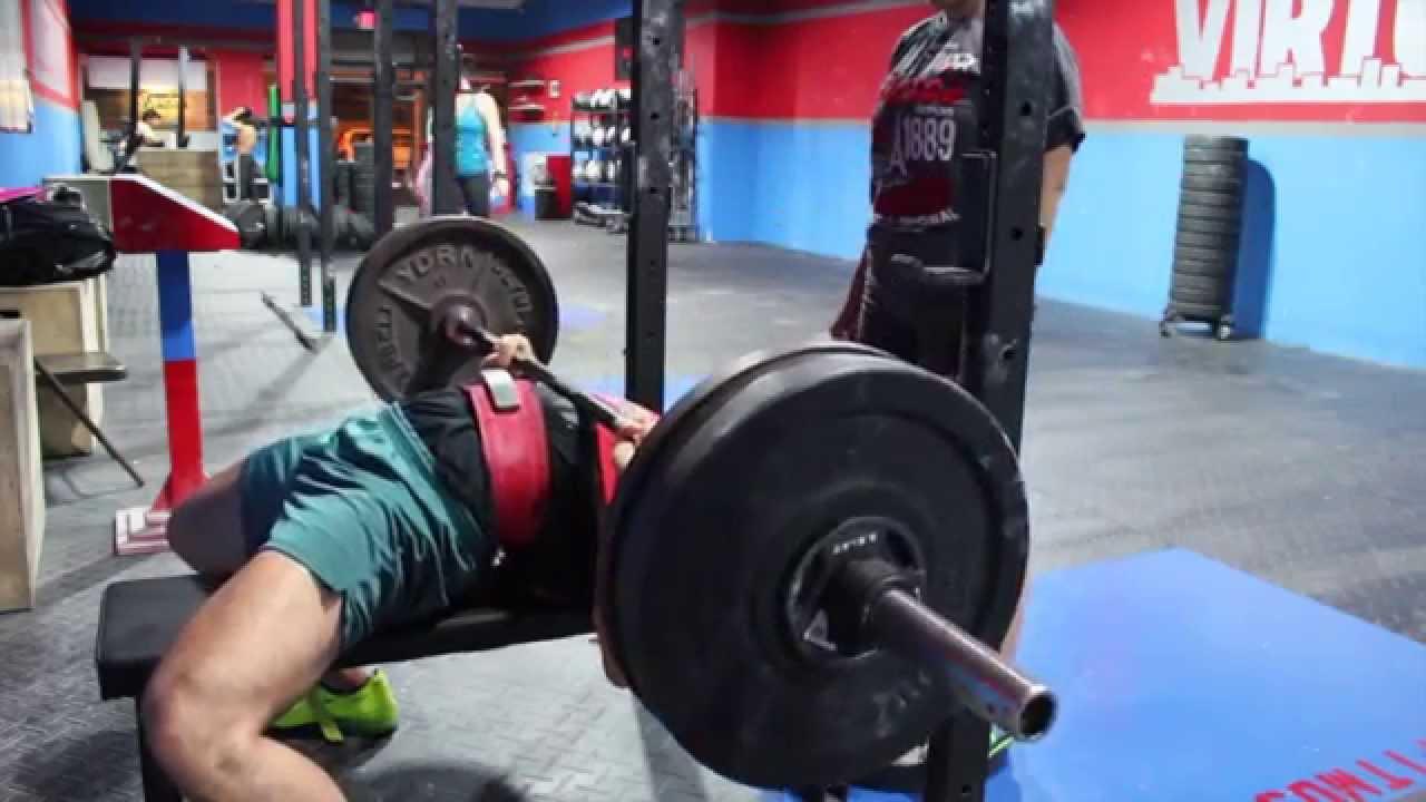 531 for powerlifting meet prep
