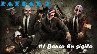 Payday 2 - Banco en sigilo Xbox 360