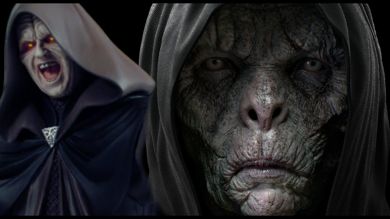 Snoke is Palpatine's son : StarWarsTheories