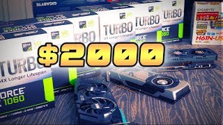 I Bought $2000 Worth of USED PC Parts...!