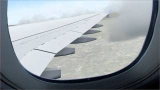 FS2004: Flight from Frankfurt / Main to Palma de Mallorca / Spain with A380 Lufthansa.mp4