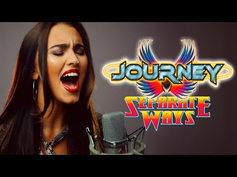 Journey - Separate Ways (Worlds Apart) cover by Sershen&Zaritskaya feat. Kim and Shturmak
