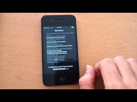 Activar iPhone 4 iOS 7.1.2 Sprint a Iusacell o Unefon GRATIS