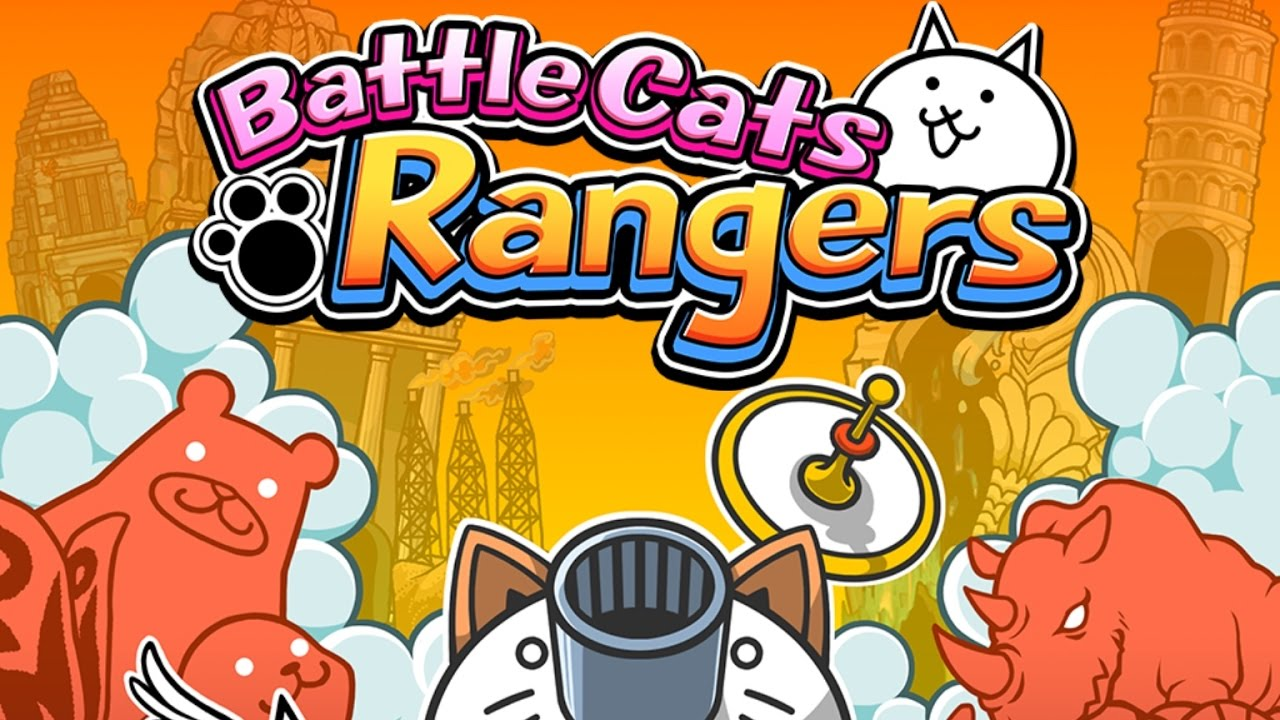 Download A Game Battle Cats Rangers Android