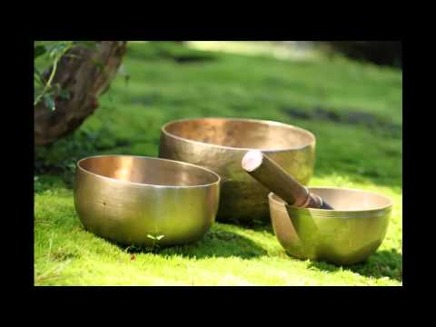 1 Hour Tibetan Singing Bowl Meditation Chakra Healing | Tone G# | Throat Chakra