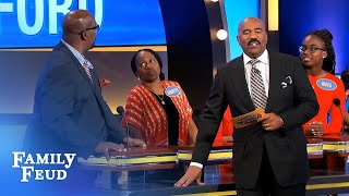 Ladies, wear THIS for hubby? | Family Feud