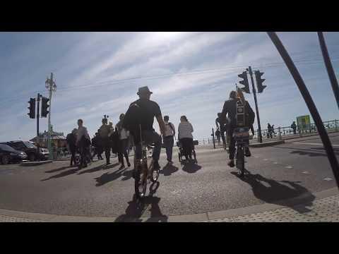 Chopperphenia: Raleigh Choppers in Brighton 23 September 2017