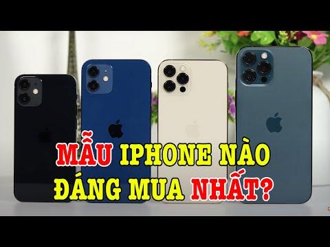 Điện thoại iPhone 12 nào đáng mua nhất trong 4 mẫu năm nay?