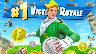 L'expérience Fortnite Money Wars