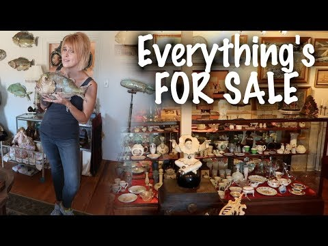 We Went to Buy Antiques, but Stayed for the Art   Torrid Zone Studios   Reselling
