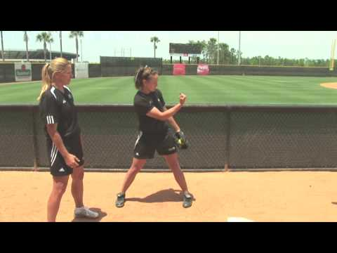 How to Pitch a Softball