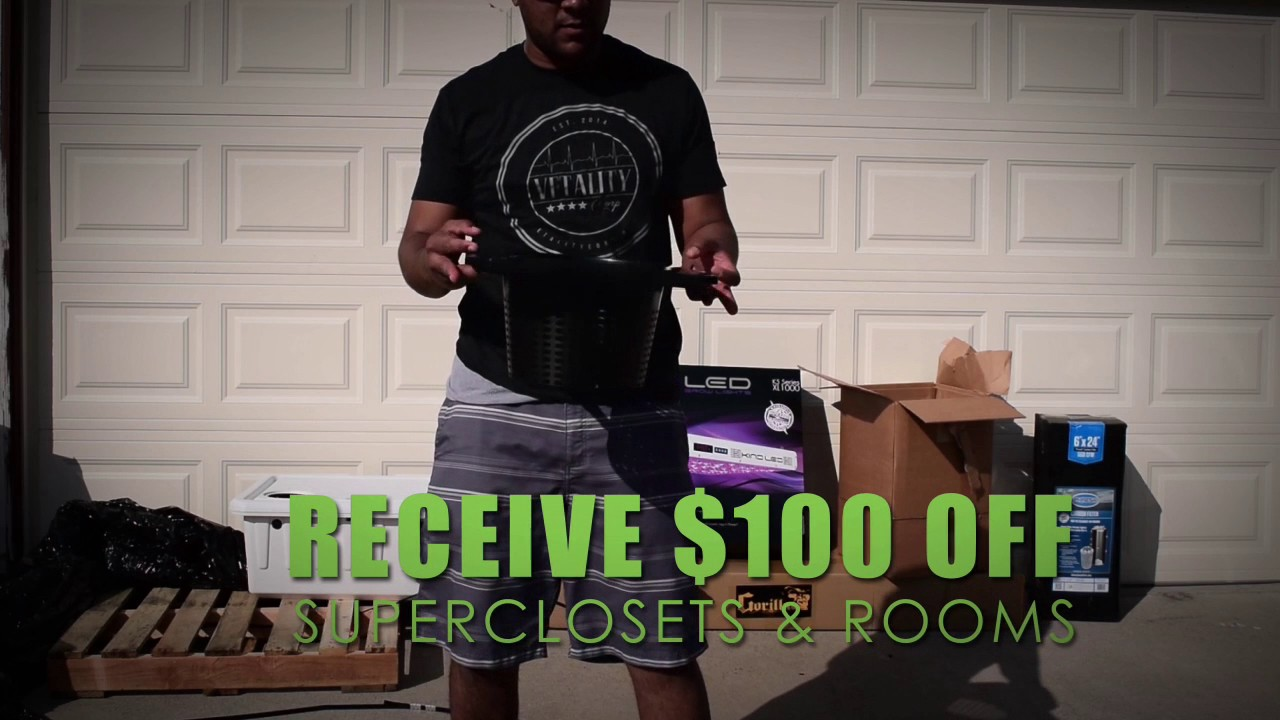 SuperCloset   Unpacking 515 Super Room