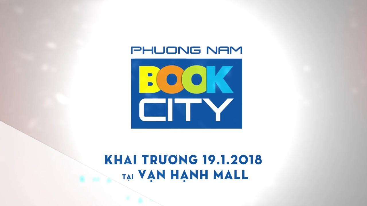 Chu du Thành Phố Sách Châu Âu - Book City tại Vạn Hạnh Mall