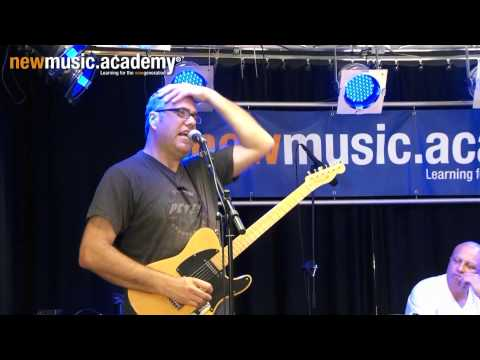 Professional Guitar Program Masterclass mit Greg Koch