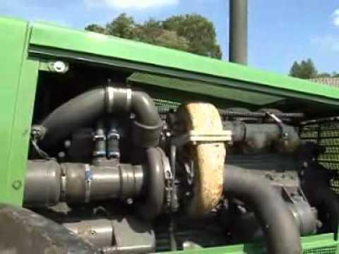Fendt 626 LS Turbo - Nasenbär   -   Video ...............Oeni
