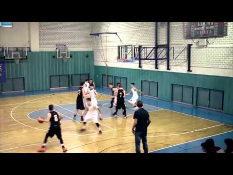 Basketball mixtape of Marko Savić 2015-16