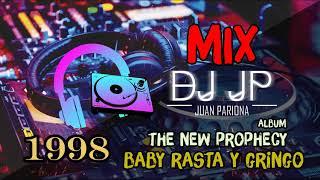 Mix Baby Rasta y Gringo - Lo Mejor De Su Álbum The New Prophecy (REGGAETON 1998) By Juan Pariona