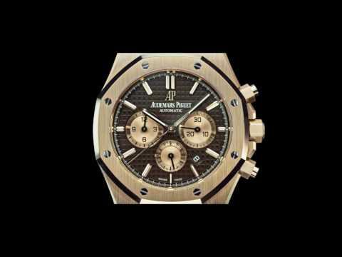 Royal Oak Chronograph - Audemars Piguet