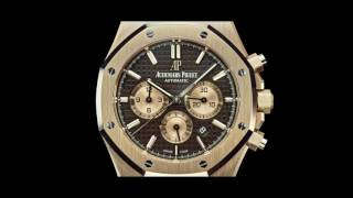 Royal Oak Chronograph - Audemars Piguet