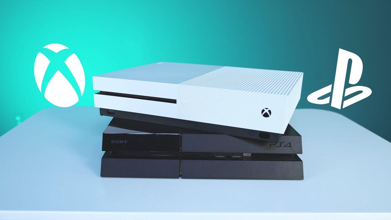 Xbox One S vs PS4! - YouTube